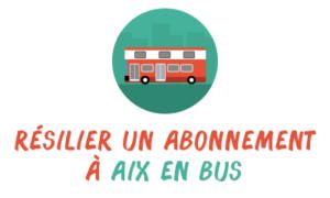 résilier aix en bus