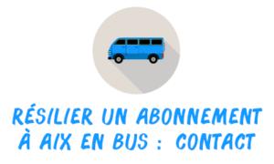 résilier aix en bus contact