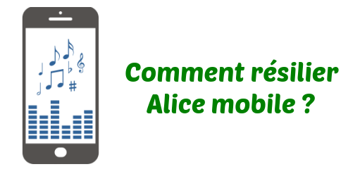 resilier alice mobile