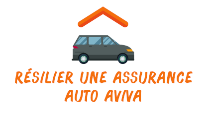 résilier assurance auto aviva