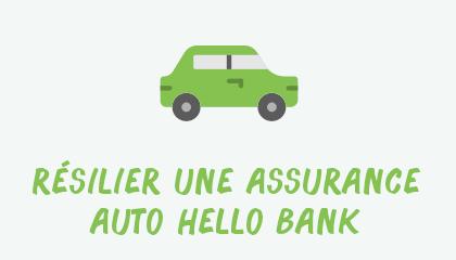 résilier assurance auto hellobank