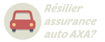 resilier assurance axa