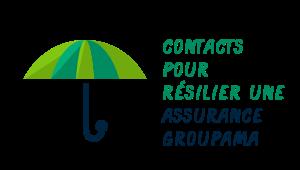 contact résilier assurance groupama