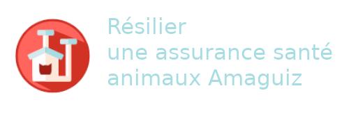 résilier assurance santé animaux amaguiz