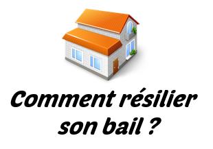 resilier bail