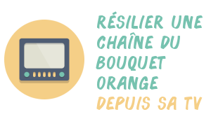 résilier orange bouquet tv