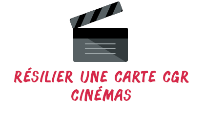 résilier carte cgr cinémas