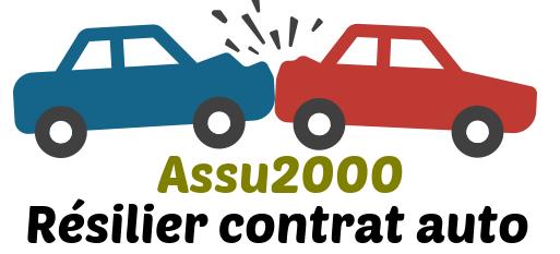 resilier contrat auto assu2000