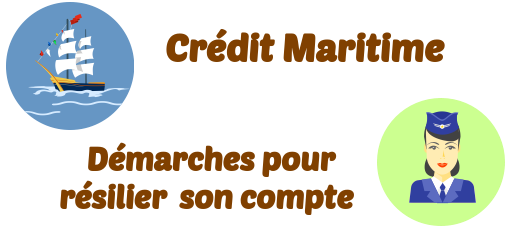 resilier credit maritime