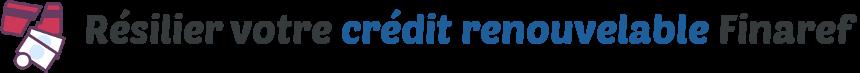 resilier credit renouvelable finaref