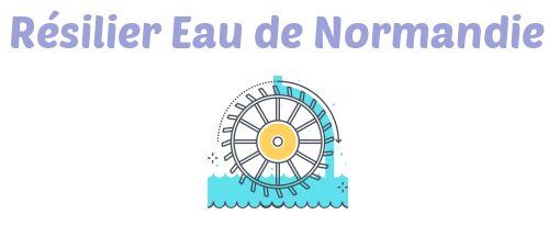 resilier eau de normandie