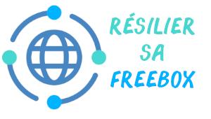 résilier freebox