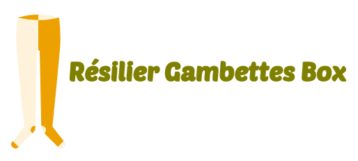 resilier gambettes box