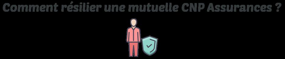 resilier mutuelle cnp assurances