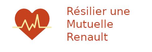 résilier mutuelle renault