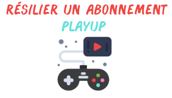 résilier abonnement play up