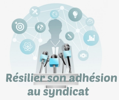 resilier syndicat