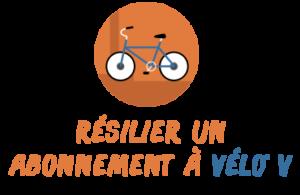 Résilier Vélo'v
