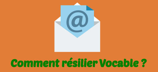 resilier vocable