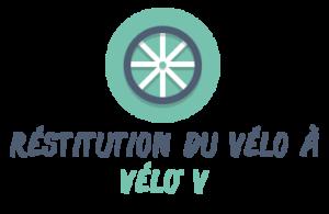 resitution Vélo'v