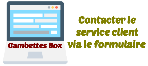 service client gambettes box