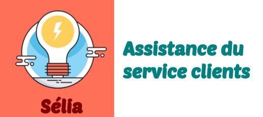 service client selia