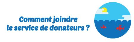 service donateur greenpeace