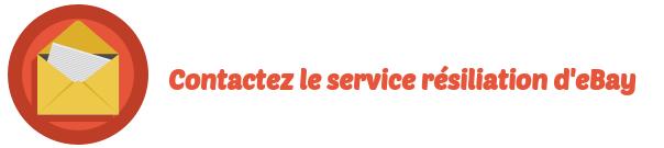 service resiliation ebay