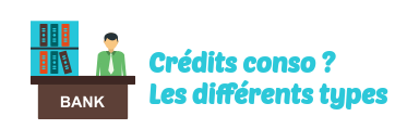 types credits conso